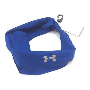 Unisex Under Armour Blue Headband Wrap Game Day